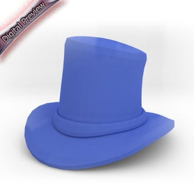 top-hat-blue_805326831