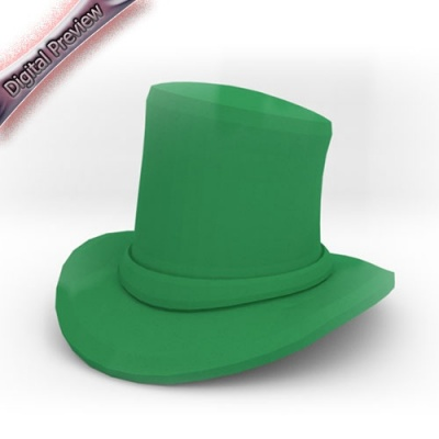 top-hat-green_619668747